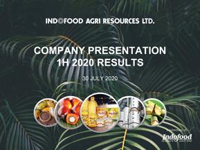 Company Presentation - 1H 2020 Results