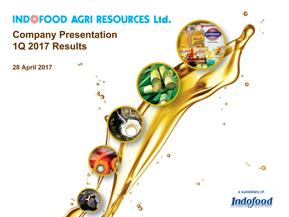 Company Presentation - 1Q 2017 Results