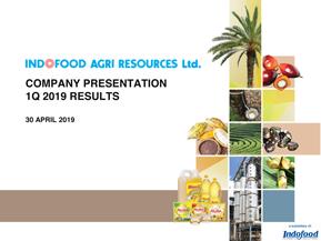 Company Presentation - 1Q 2019 Results